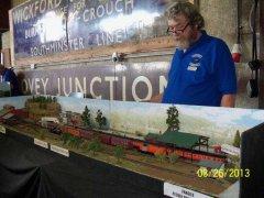 Yosemite Valley Railroad 'HO'