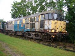 Class 31 soon to be repainted